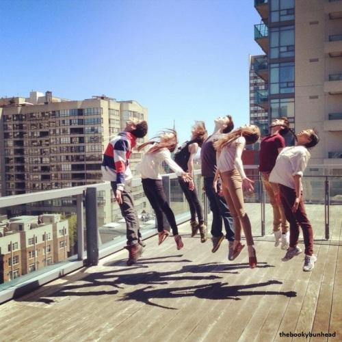 balcony jump - AI13